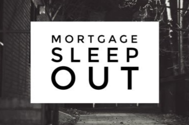 Mortgage Sleep Out raises £110,000 for EYH charity
