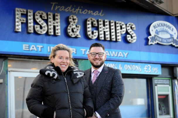 Together completes £1.59m loan for Blackpool business