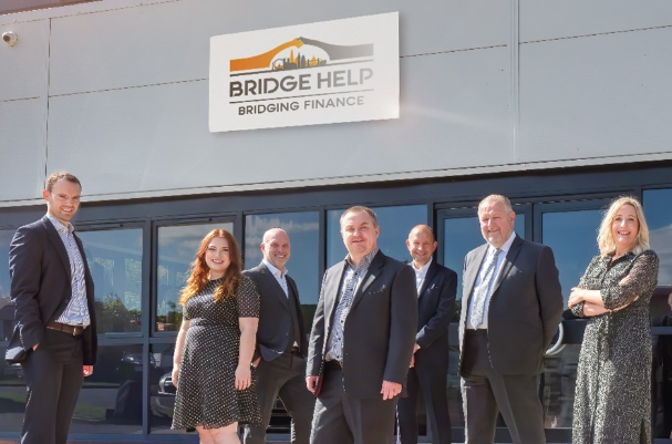 Bridge Help secures new office in Derbyshire