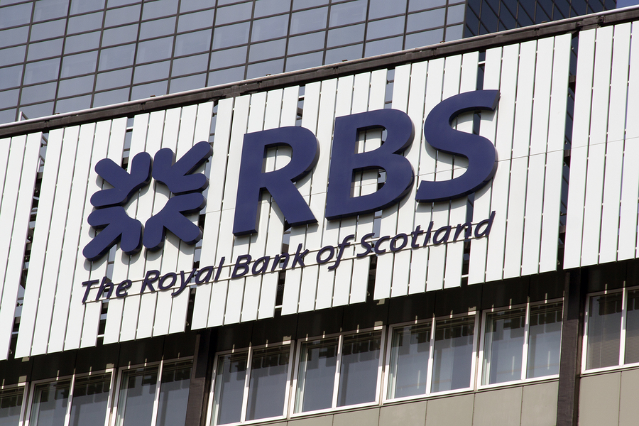 RBS shares fall on report showing bank pushed businesses into default